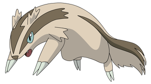 Linoone's Lunge by Cat333Pokemon