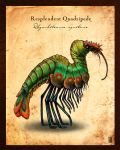 Resplendent Quadripede by Deadsound