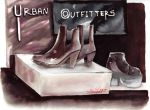Urban outfitters urban sketchers by HamidM