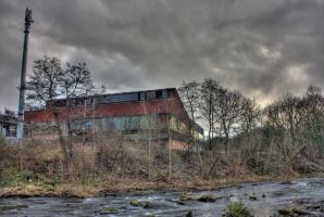 Factory - HDR by Marz-2292