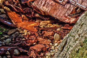 The wreck 4 by forgottenson1