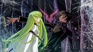 Code Geass - Lelouch and C2 (CC) (Added effects) by Justass