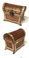 Zelda Windwaker Boss Chest by Athey