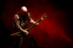 Kerry King - Slayer by tvrphotography