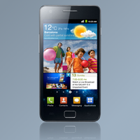 Samsung Galaxy S II Icon by atzepeng