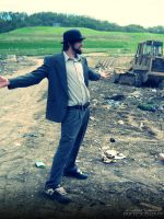 Suits in a Landfill - 012 by PxRxSxRx