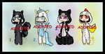 Offer to Adopt: Onesies (CLOSED) by Adopt-From-Frog