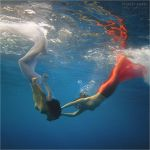 The game of mermaids by Vitaly-Sokol