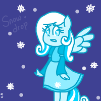 Anthro Snowdrop by ClassicAmy
