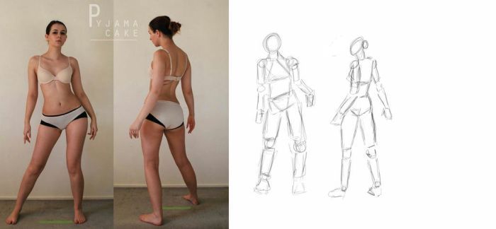 Figure Drawing Challenge 2 by MaelstromEX