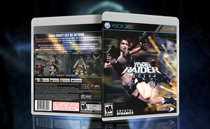 Tomb Raider Legend Box by FearEffectInferno