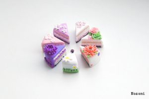 cakes by Nozomi21