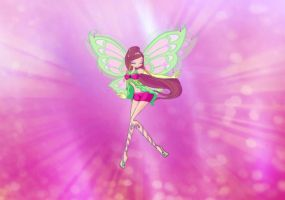 Finally, I Become A Real Fairy by Broncat