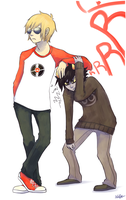 Striiiideeeerrrrrrr by The-EverLasting-Ash