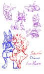 Pokemon Y Sketchies by Tprinces