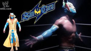 Sin Cara Mistico Wallpaper by Dark-dragon99