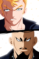 Laxus Vs Jura by FabianSM