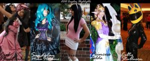 2012 Cosplay Highlights by rynoki