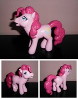 MLP ''Old Meets New'' Custom - Pinkie Pie by UniqueTreats