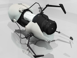 Ap. Sci Handheld Portal Device by Pyritie