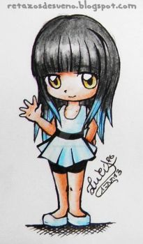 Chibi OC by Lucia-95RduS