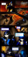DUMonthly///CAVERNS OF DOOM PG 2 by KnightSlayer115