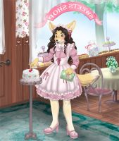 Nikki's Sweet Cafe by Mirelmture