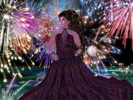 Set Da Nite On FIRE1 by BevAnnieEnchanted