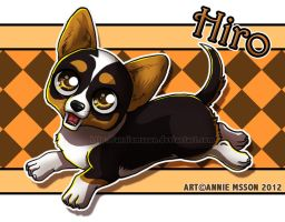 Introducing Hiro by AnnieMsson