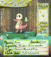 PKMNation - Amai by PinkuFootsie
