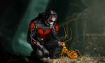 Ant-Man by WeaponX-Art