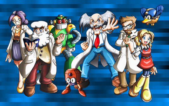 The Doctors by TanjatheBat