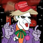 Joker Trumps Gotham by StudioBueno