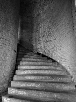 Stairs to...? by cumulusmediocris