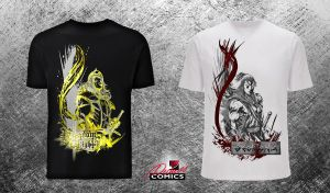 Deimos Shirts Designs by DeimosComics
