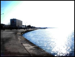 Thessaloniki by VainChristy