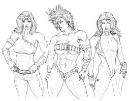 my she hulks by vic55b