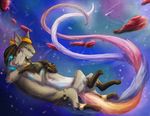 Riding the Gravity Swell by Nix-Tempesedo