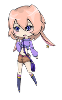 :Kiriban Giveaway: Bunny Star by Throp-Adopts
