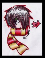 emo potter. by Koriana