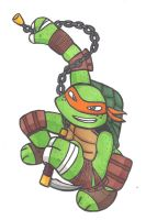 Mikey by Cartcoon