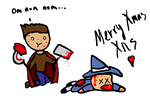 An Xns Xmas by monkymeet