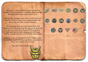Book of Power- Introduction by TeiOuja
