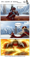 The Legend of Korra Abriged Chapter 1 - Page 12 by yourparodies