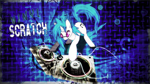Drop The Bass by WatercoIour