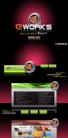 eWorks Web Interface by mitch2004