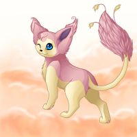 Skitty- in my style by Avanii