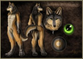 ...::: Aethyr -Commission -Reference :::... by AmorpheusArt