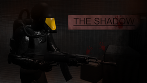 The Shadow by Superman999