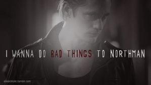 Do Bad Things by aly815